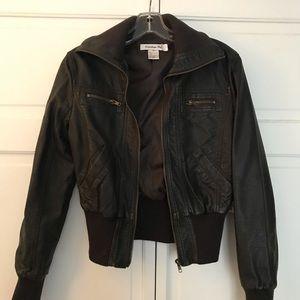 NWT Leather Jacket